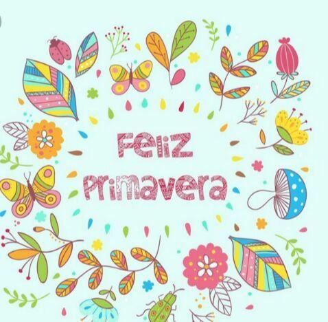 Feliz Dia De La Primavera Imagenes Con Frases De Amor Y Graciosas