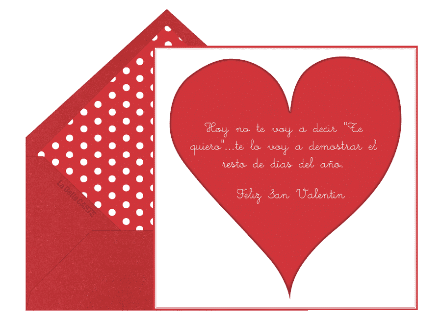 Frases para san valent n 14 de febrero 2019 - Cartas de san valentin en ingles ...