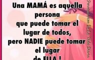 imagen de te amo mama