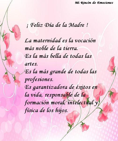 Imágenes Del Día De La Madre Bonitas Con Frases Y Mensajes