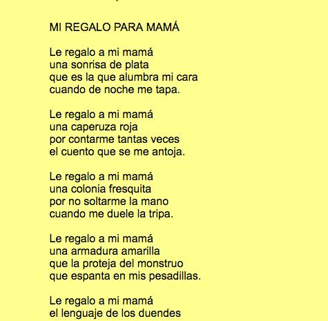 Poemas Para El Día De La Madre Mujeres Femeninas