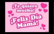te amo madre