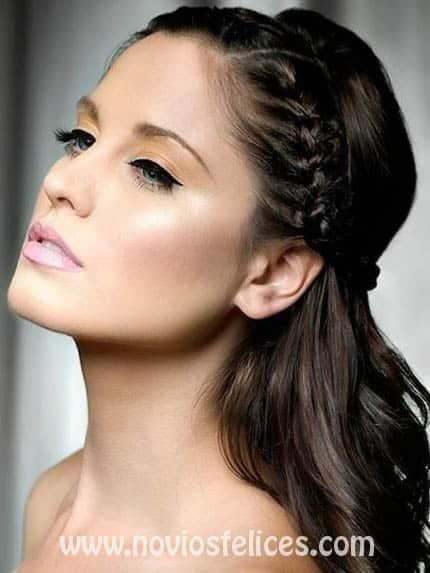 47 Peinados Con Trenzas Rapidos Y Faciles Para Tu Pelo Largo