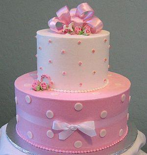 ff8272a1a Las 35 mejoras tortas para celebrar un bautismo de niños - Mujeres ...