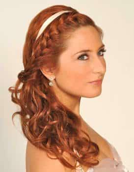 47 Peinados Con Trenzas Rapidos Y Faciles Para Tu Pelo Largo - Peinados-con-trenzas-a-un-lado