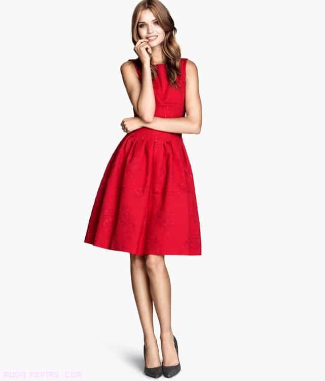 43 vestidos para Navidad y Nochebuena que te van a gustar - Mujeres ...