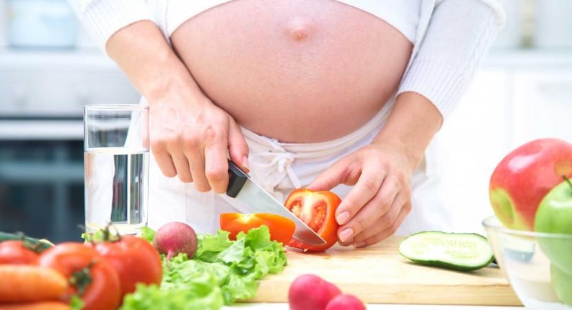 Alimentación en Embarazo
