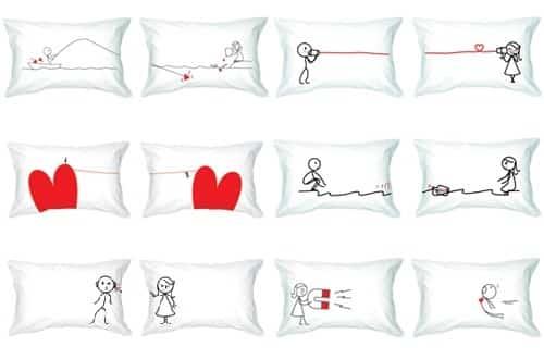 almohadas-de-san-valentin
