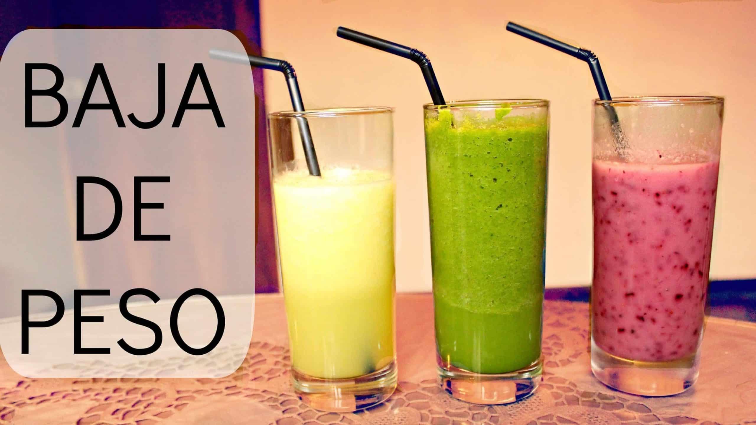 Las mejores 13 bebidas para bajar de peso y comenzar - Como puedo adelgazar rapido en casa ...