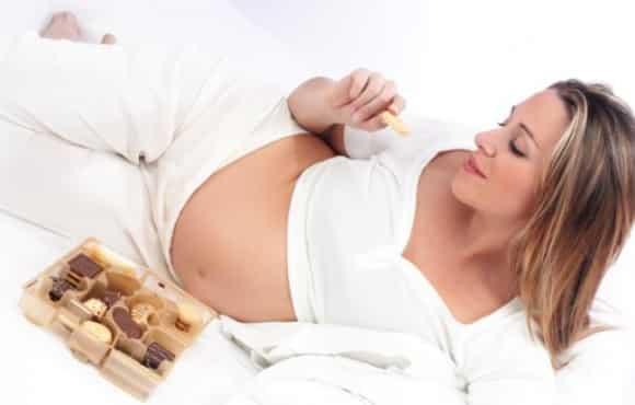 comer-chocolate-durante-el-embarazo