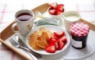 desayuno para san valentin
