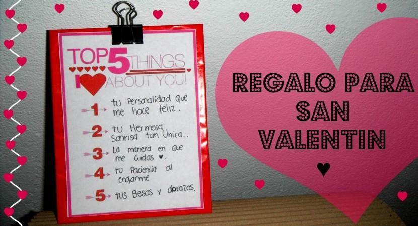 Los mejores regalos para san valent n que todo novio o - Ideas para regalar a tu novio originales ...