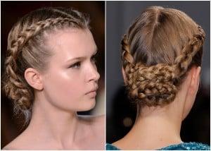 Tipos de peinados con trenzas