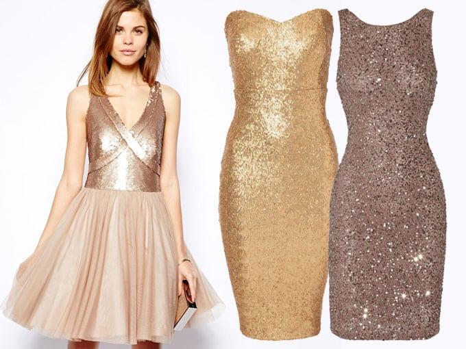 vestidos de navidad para moda