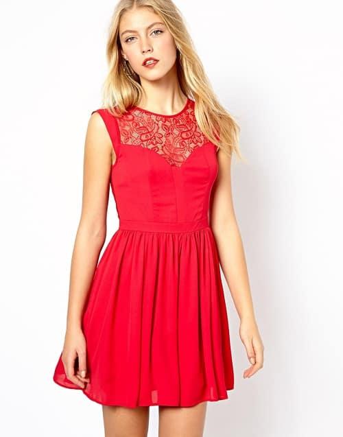original de costura caliente captura estilo único 43 vestidos para Navidad y Nochebuena que te van a gustar ...