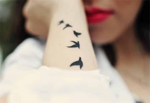 5 Tatuajes Para Mujeres En La Muneca Que Te Gustaria Tener Mujeres