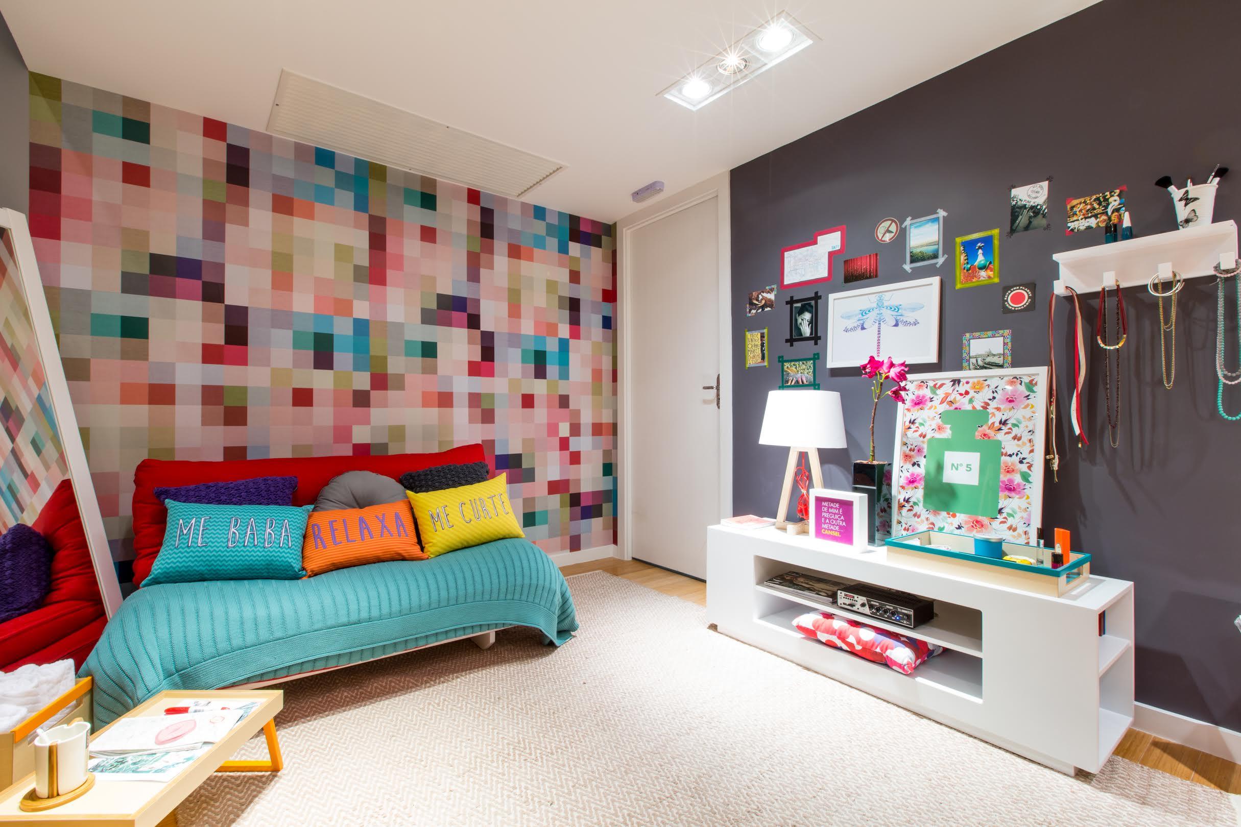 50 dise os que har n motivarte para decorar tu cuarto for Cuanto es un cuarto