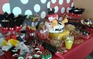 Mesa de Dulces Mickey