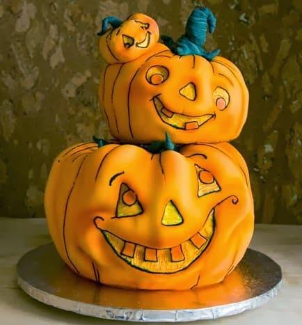 Tortas-de-Halloween-con-Calabazas-12