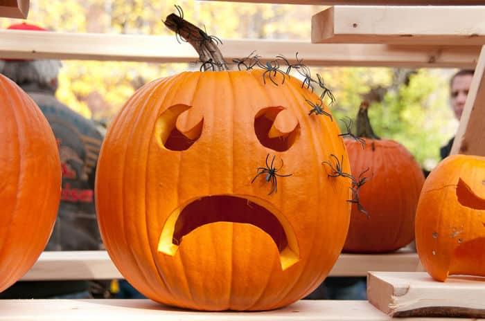 Imgenes De Calabazas De Halloween. Stunning Calabazas De Halloween ...