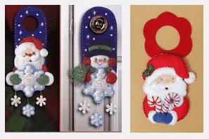 adornos-navidenos-picaporte-puerta