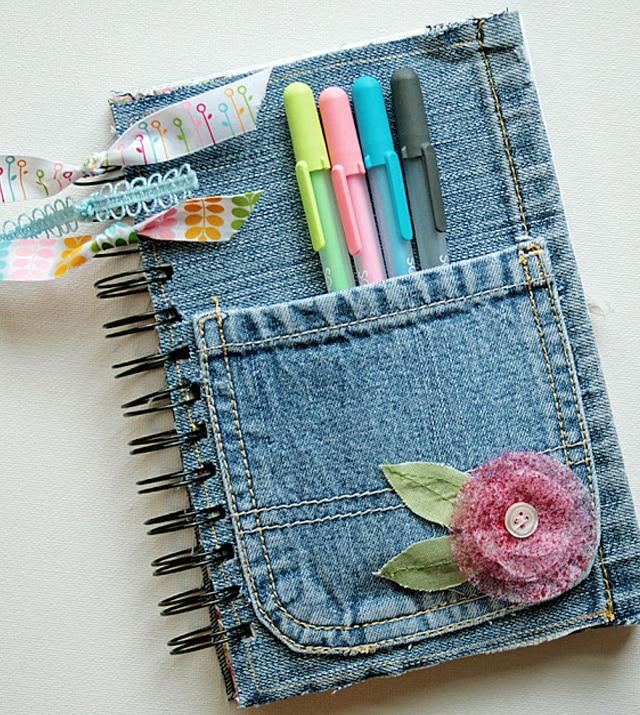 bolsillo guarda lapices para tener como agenda y escribir los momentos mas hermosos de tus amigos