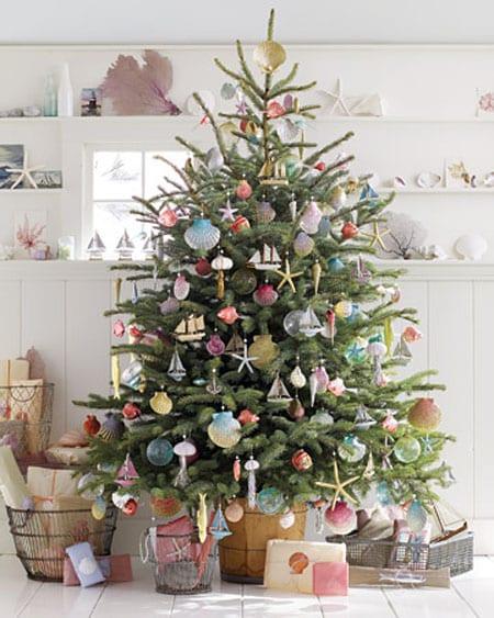 32 adornos y tendencias de arbol de navidad para decorar - Arboles navidad decoracion ...