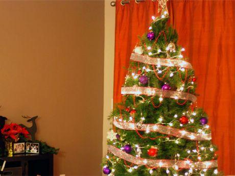32 adornos y tendencias de arbol de navidad para decorar for Ideas para decorar el arbol de navidad