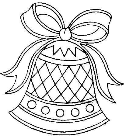 Dibujos De Navidad Fáciles Para Colorear Imprimir Y A Color