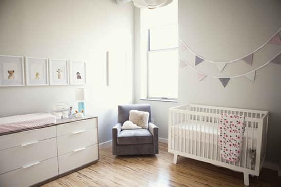 20 estilos e ideas para decorar la habitaci n del beb - Decorar una habitacion de bebe ...