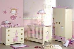 20 estilos e ideas para decorar la habitación del bebé recién nacido ...