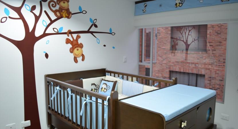 cuarto de nio bebe - Habitacion Bebe Nia