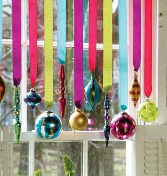 decoracion-navidad-esferas-cintas