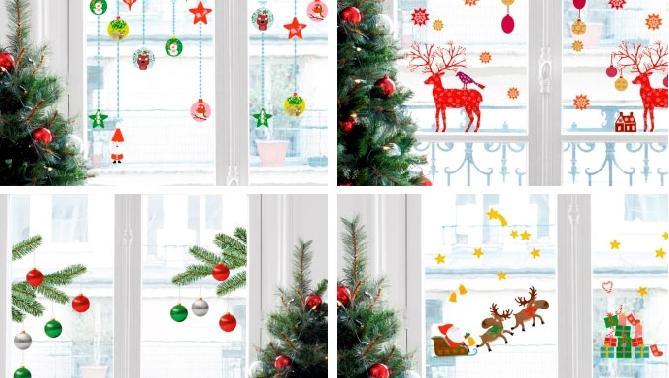 Decoracion Ventanas Navidad ~ Decoraci?n Navide?a 103 Ideas sobre Decoraci?n de Navidad