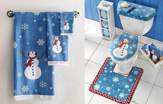 decoracion-navidena-para-banos