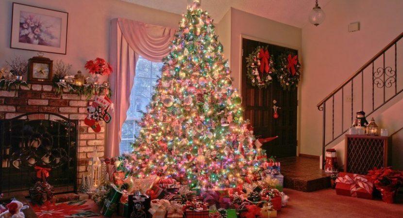 ideas sobre decoracin navidea para decorar tu hogar con adornos navideos en navidad y noche buena