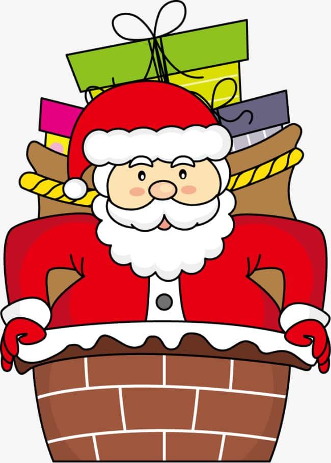 Bonitos Dibujos De Navidad A Color Faciles.Dibujos De Navidad Faciles Para Colorear Imprimir Y A Color
