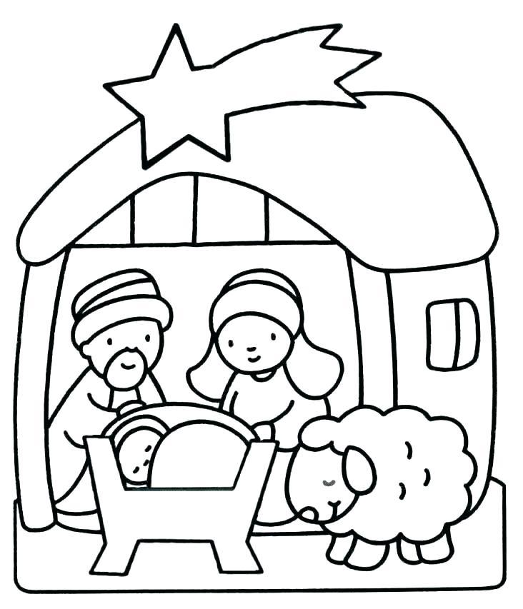 Bonitos Dibujos De Navidad Para Colorear Faciles.Dibujos De Navidad Faciles Para Colorear Imprimir Y A Color