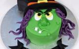 Diseño torta Halloween