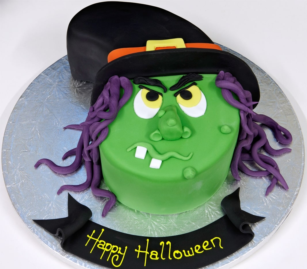 33 Tortas De Halloween Que Te Daran Miedo Sus Recetas