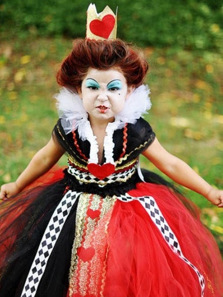 Disfraces Para Ninas Originales Y Caseros De Halloween - Disfraces-chulos-para-halloween