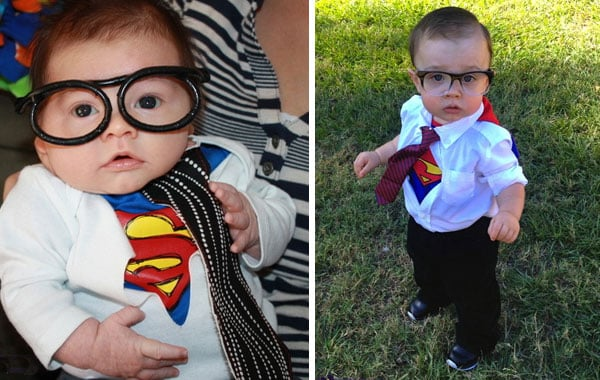 disfraces bebes superman halloween