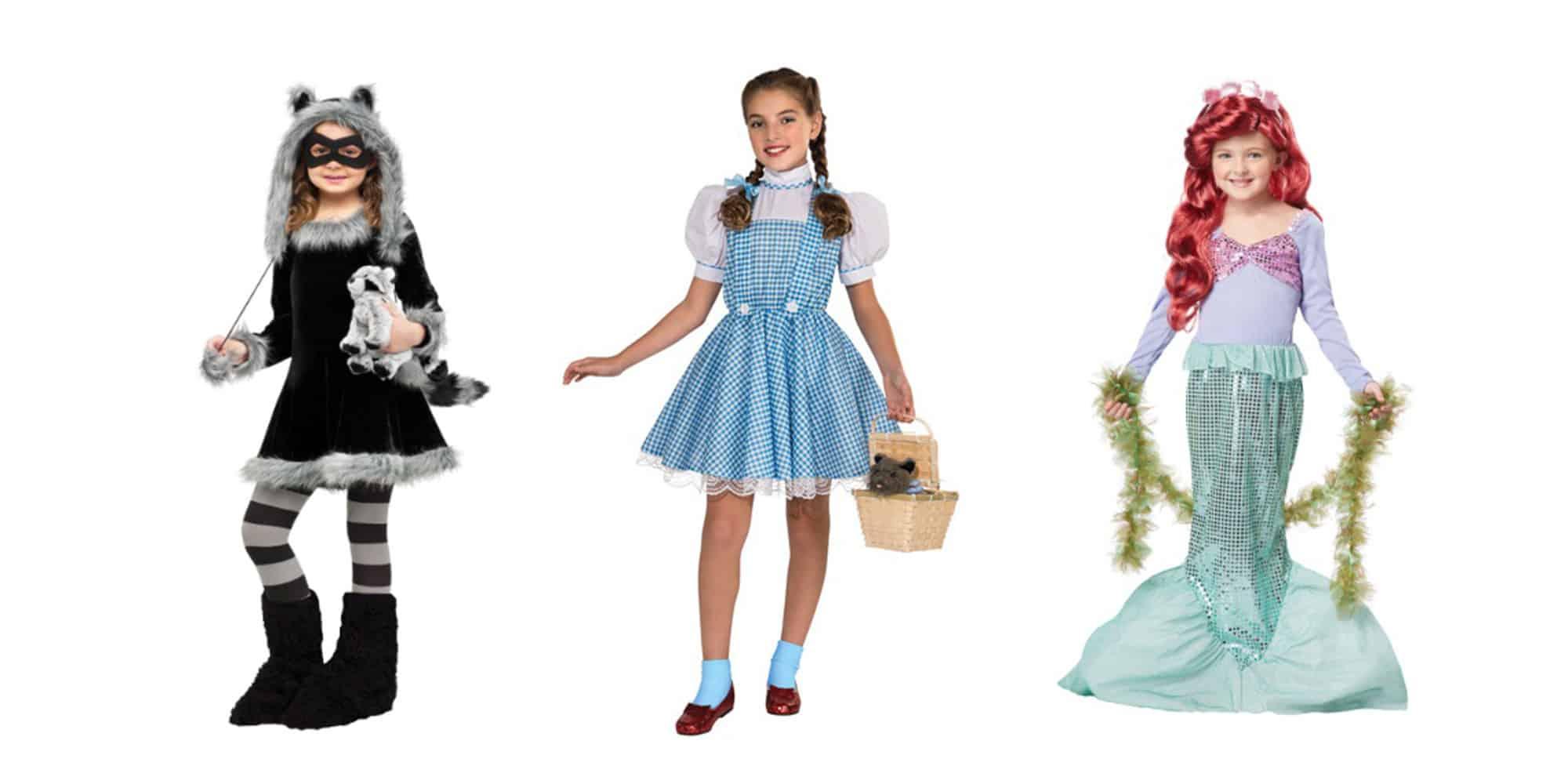 Disfraces para Niñas Originales y Caseros de Halloween 530d97654c3