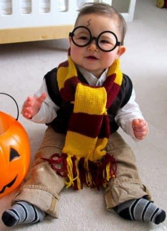 disfraz harry potter bebe