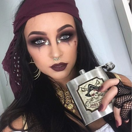 disfraz mujer pirata halloween