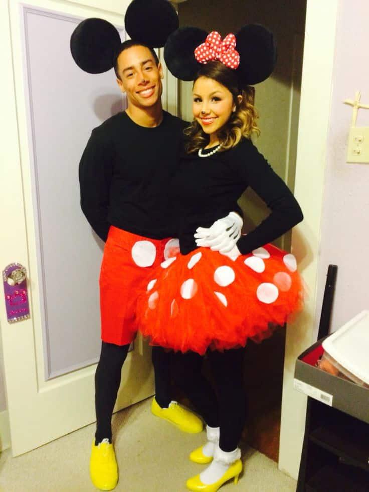 Disfraces de halloween originales para parejas terror y for Disfraces parejas adultos
