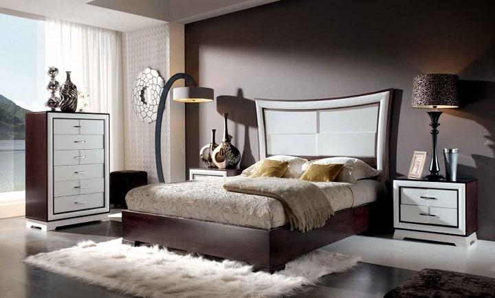 50 dise os que har n motivarte para decorar tu cuarto for Dormitorio oscuro decoracion