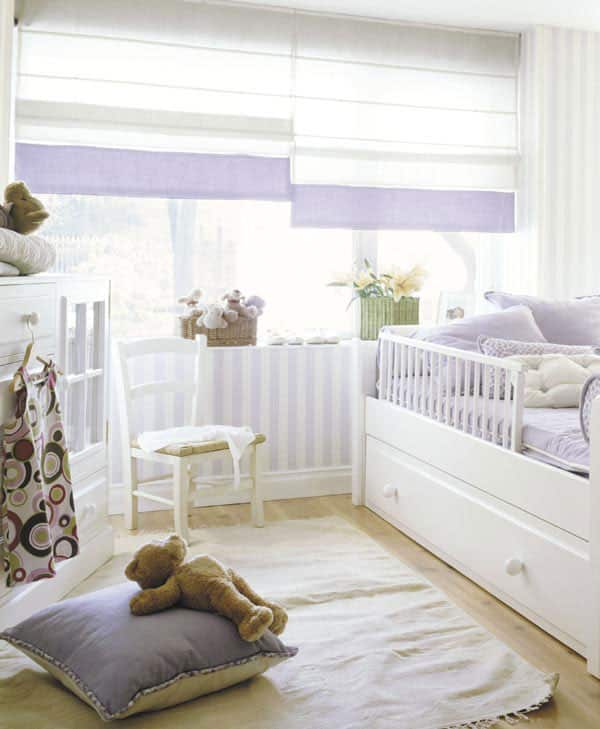 20 estilos e ideas para decorar la habitaci n del beb - Ideas para decorar dormitorio de bebe ...