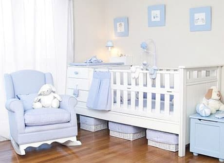20 estilos e ideas para decorar la habitaci n del beb for Decoracion habitacion bebe recien nacido