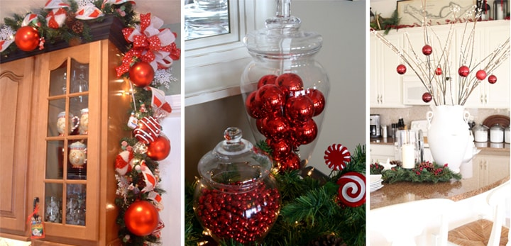 Ideas De Decoracion Para Navidad ~ Otras ideas para tener tu cocina elegante y bonita en este 25 de